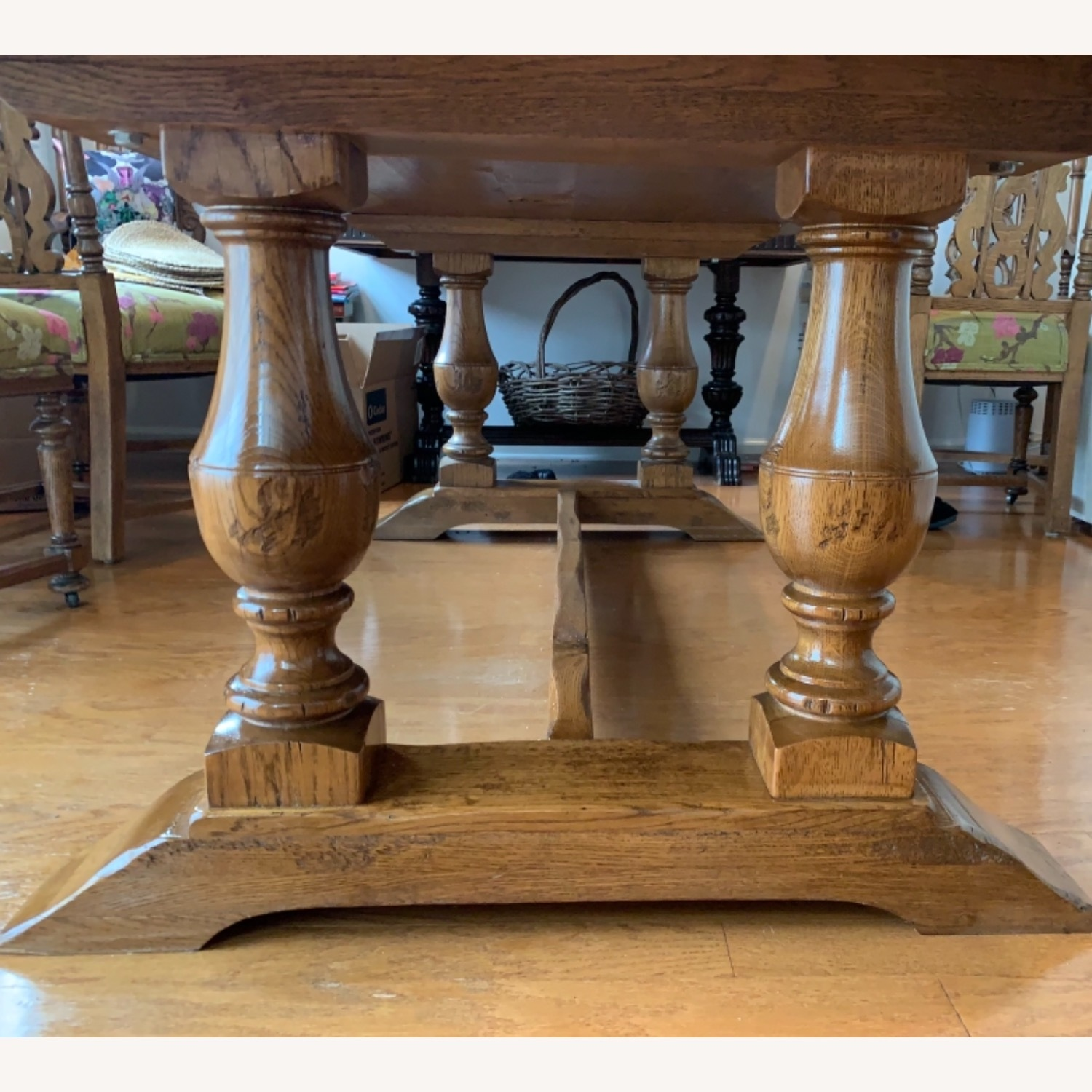 Imported French Rustic Dining Table - image-3