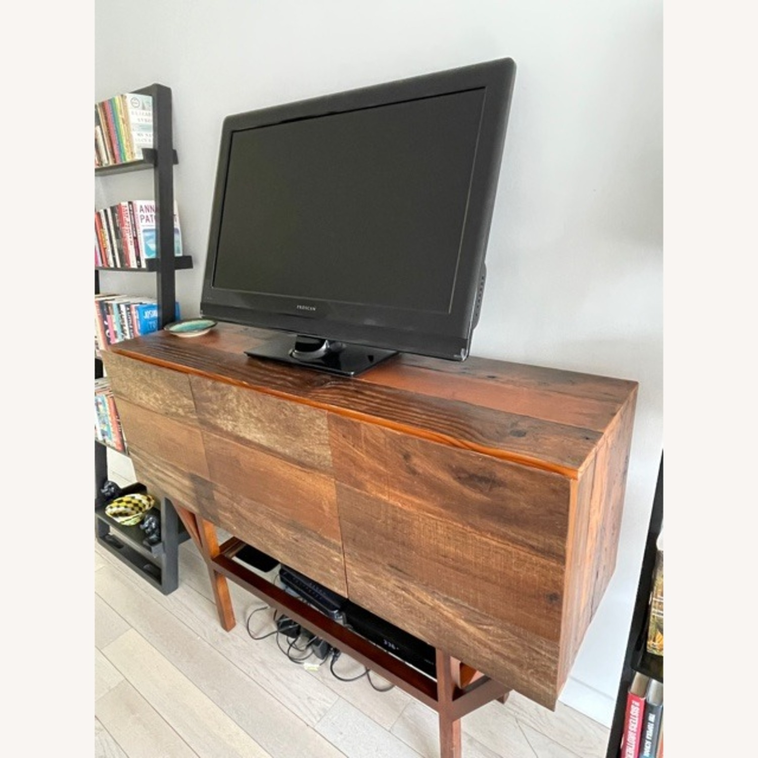 ABC Home Wood Media Table/Credenza/Dresser - image-3