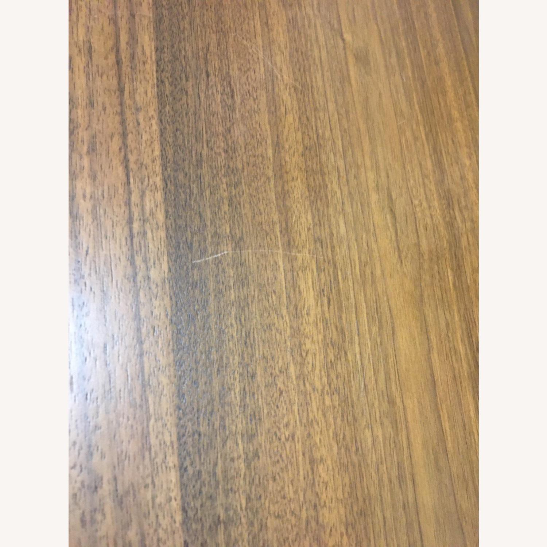 West Elm Round Pedestal Coffee Table - image-4