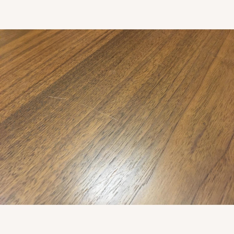West Elm Round Pedestal Coffee Table - image-5