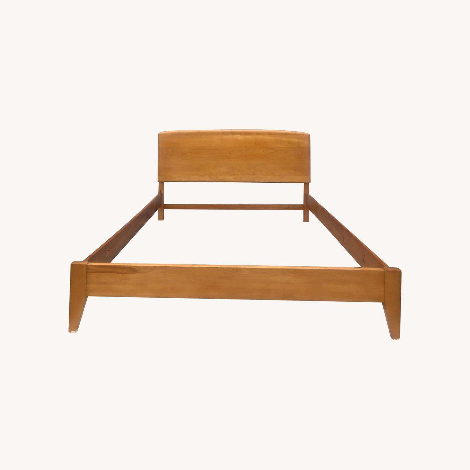 MCM Full/Double Bed Frame by Heywood Wakefield - image-0