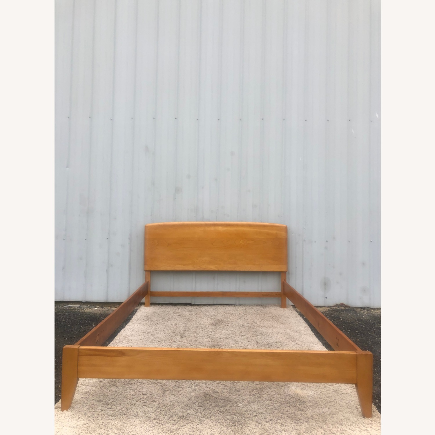 MCM Full/Double Bed Frame by Heywood Wakefield - image-4