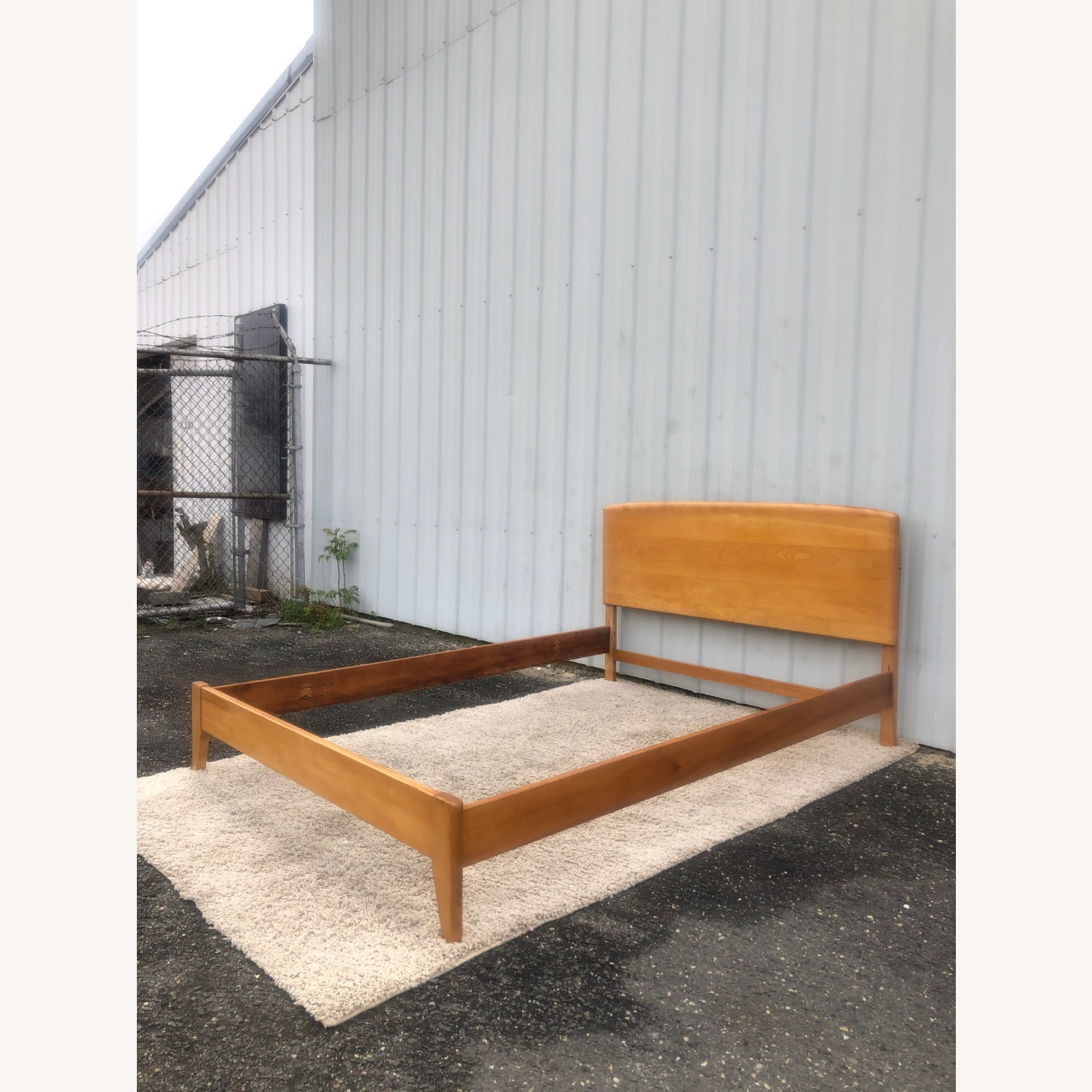 MCM Full/Double Bed Frame by Heywood Wakefield - image-2