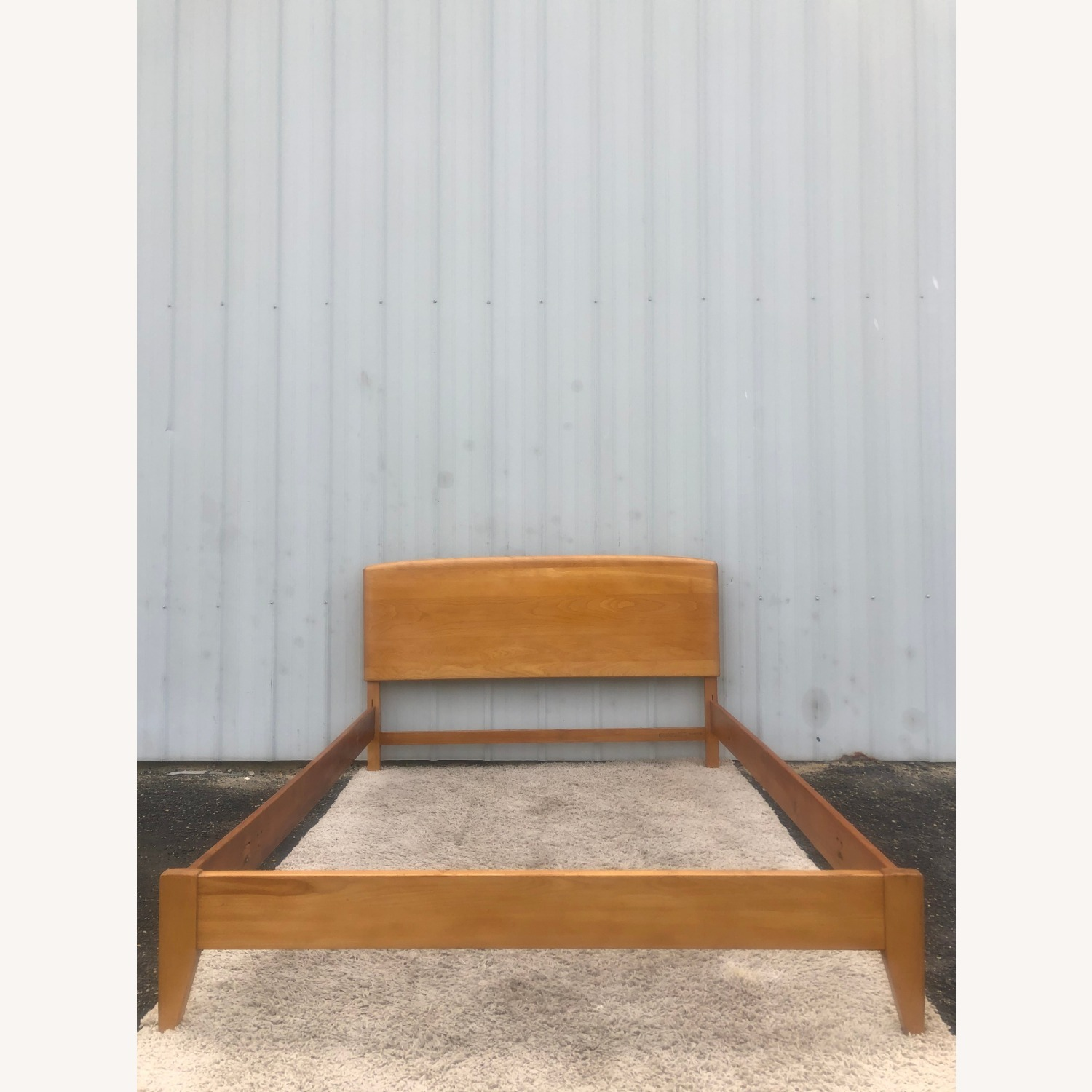 MCM Full/Double Bed Frame by Heywood Wakefield - image-1