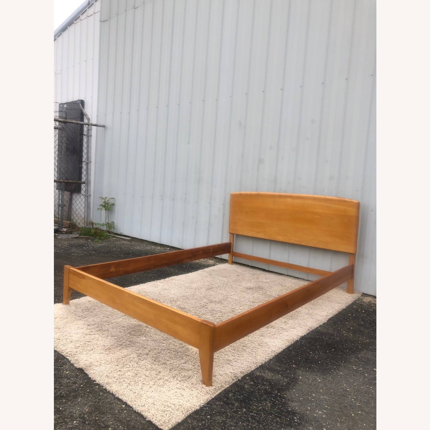 MCM Full/Double Bed Frame by Heywood Wakefield - image-7