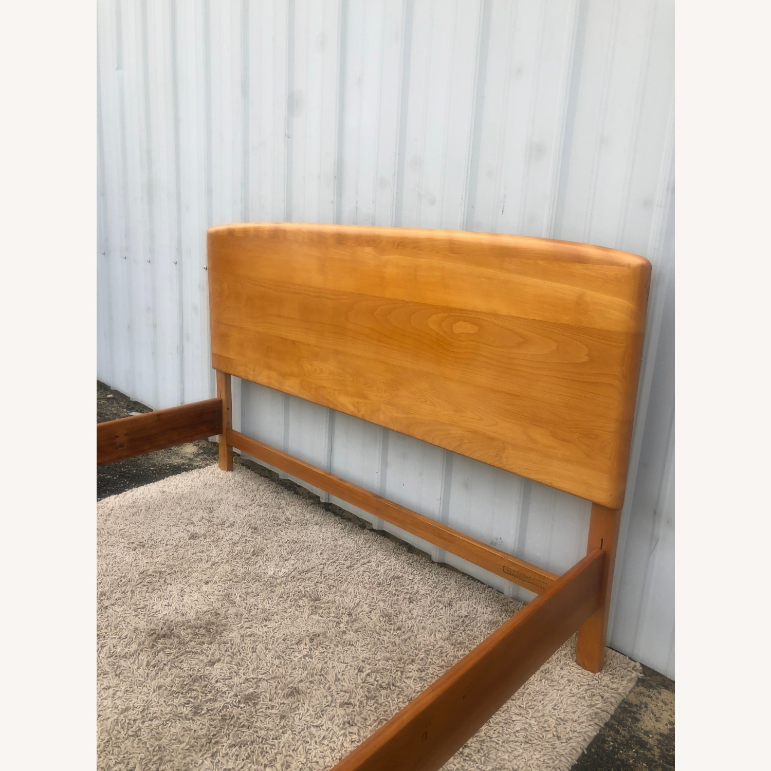 MCM Full/Double Bed Frame by Heywood Wakefield - image-3