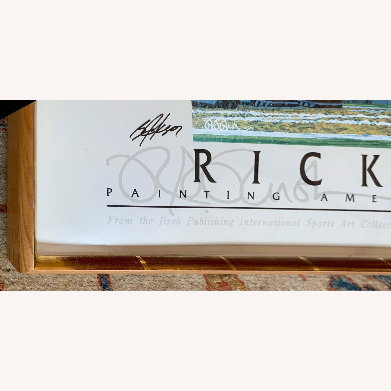 Bo Jackson: Season After Season - Art by Rick Rush - image-8
