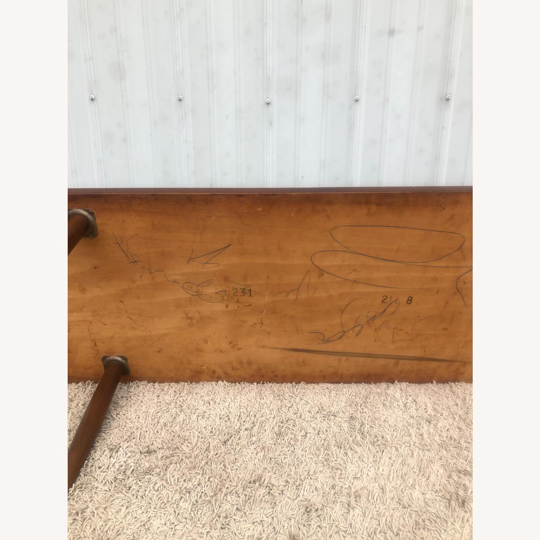 Mid Century Rectangular Walnut Coffee Table - image-19