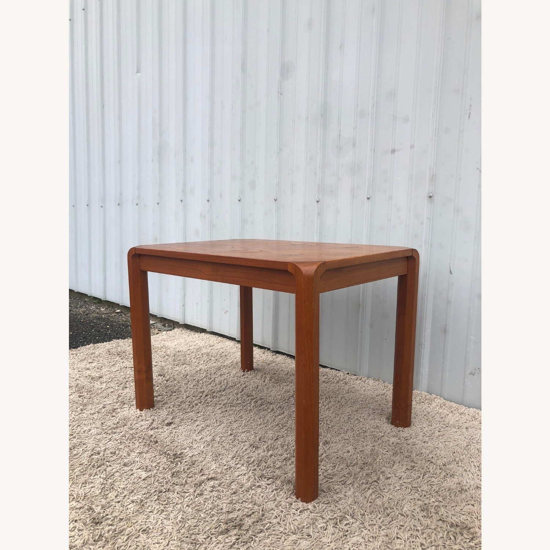 Danish Modern Rectangular Teak End Table - image-6