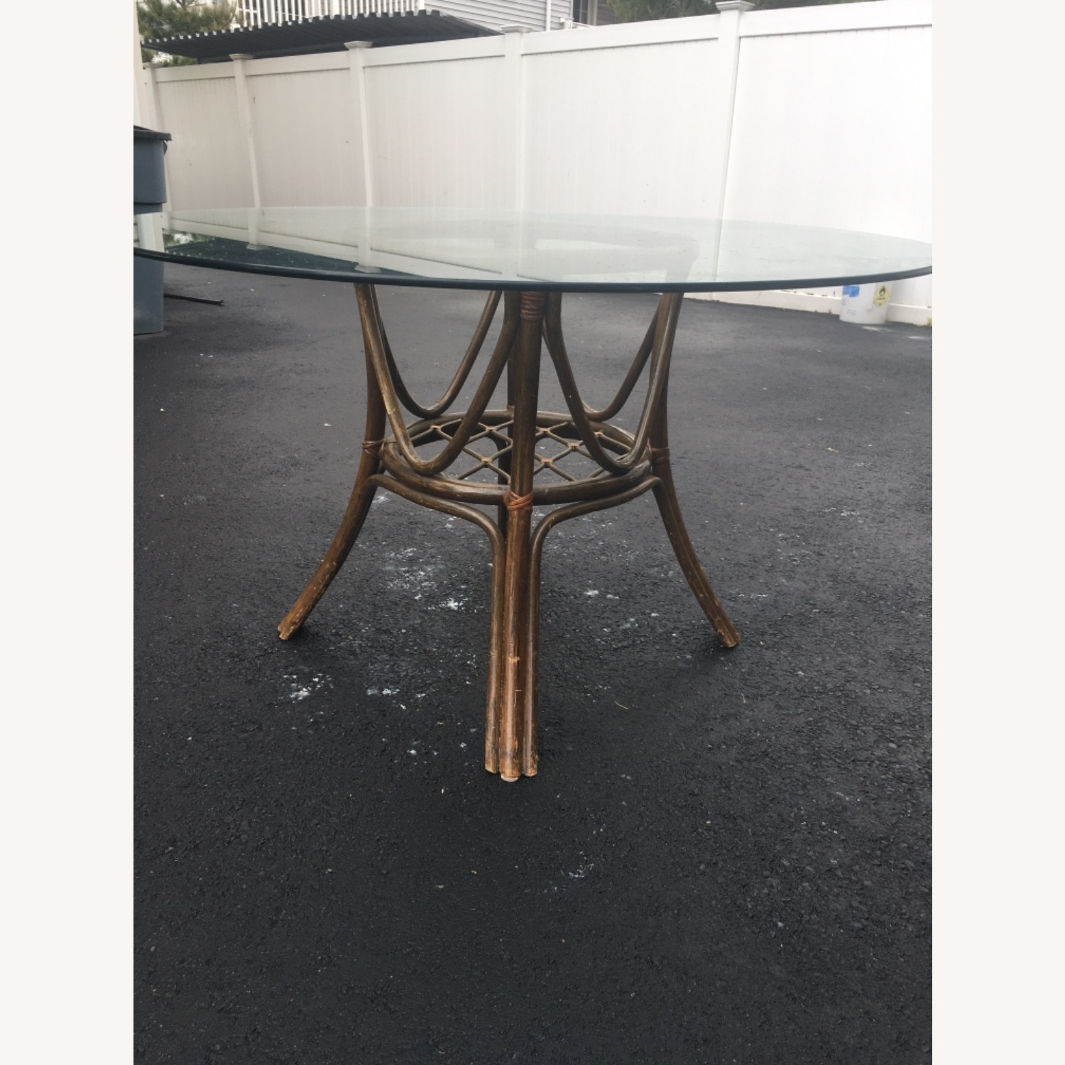 Glass Dining Table - image-2