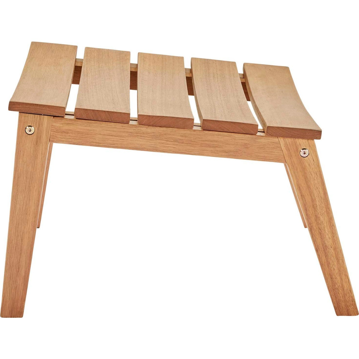5-Piece Outdoor Patio Set In Ash Wood Finish - image-6