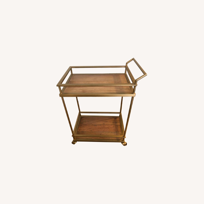 Wayfair Bar Cart - image-0