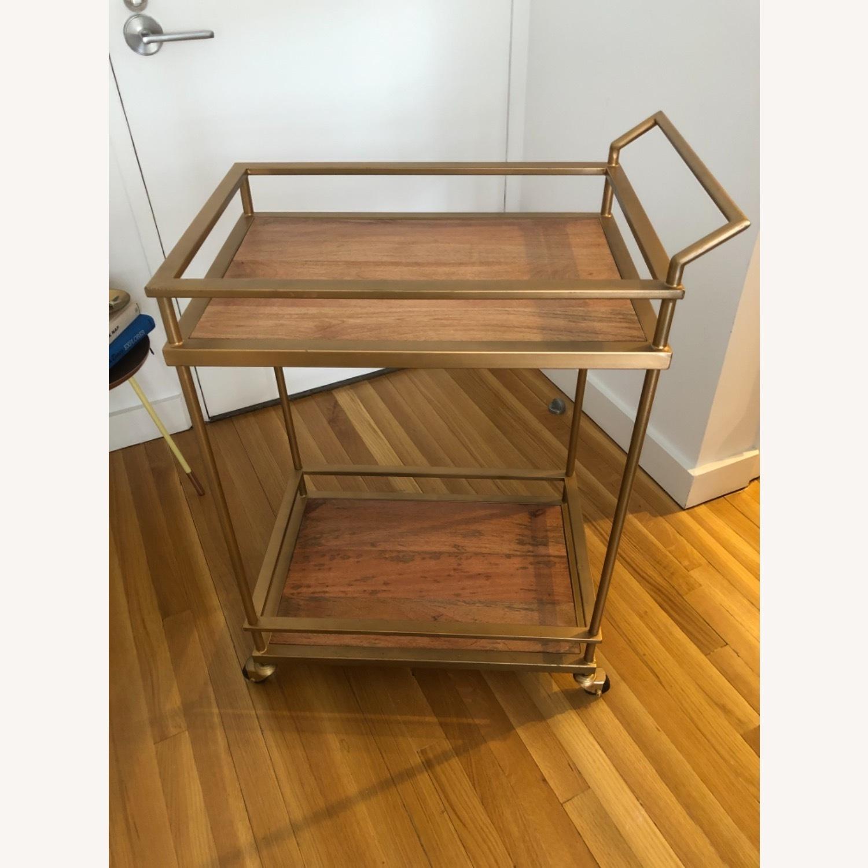 Wayfair Bar Cart - image-1