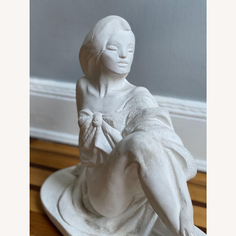 Large Vintage ArtDeco Sculpture - image-0