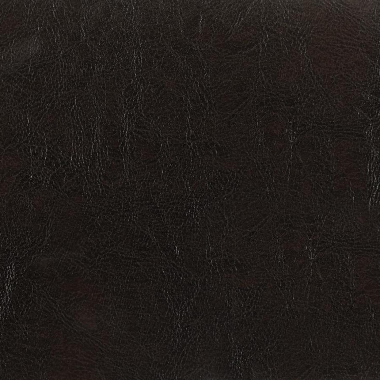 Sectional In Dark Chocolate Padded Textured Velvet - image-1
