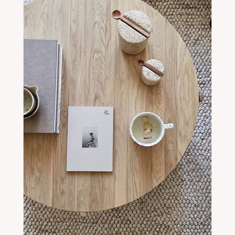 Muuto Kristina Dam Table in Oak - image-5