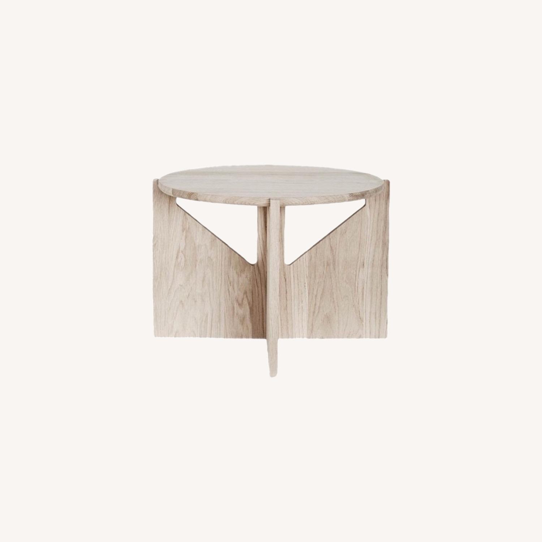 Muuto Kristina Dam Table in Oak - image-0