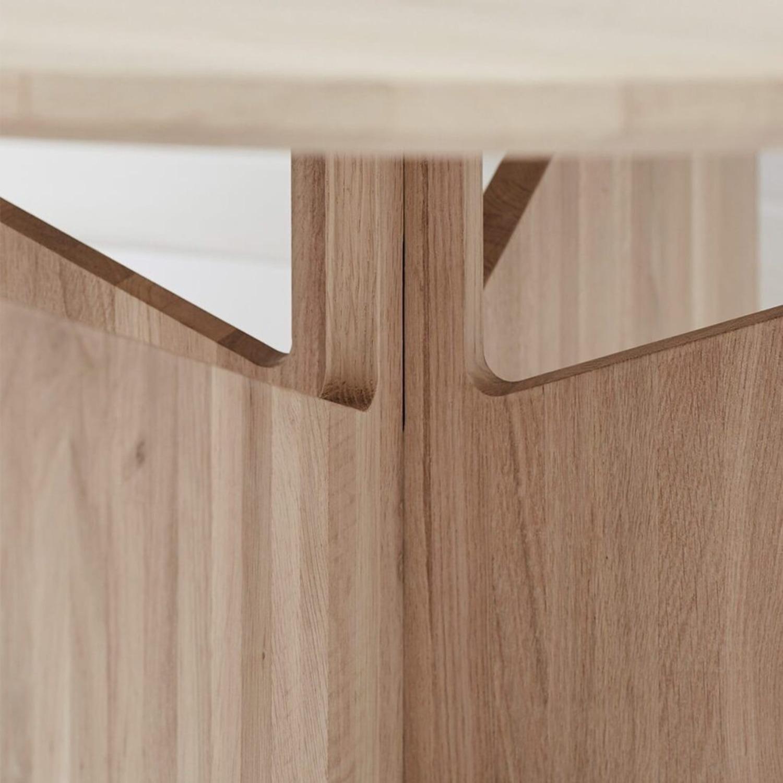 Muuto Kristina Dam Table in Oak - image-3