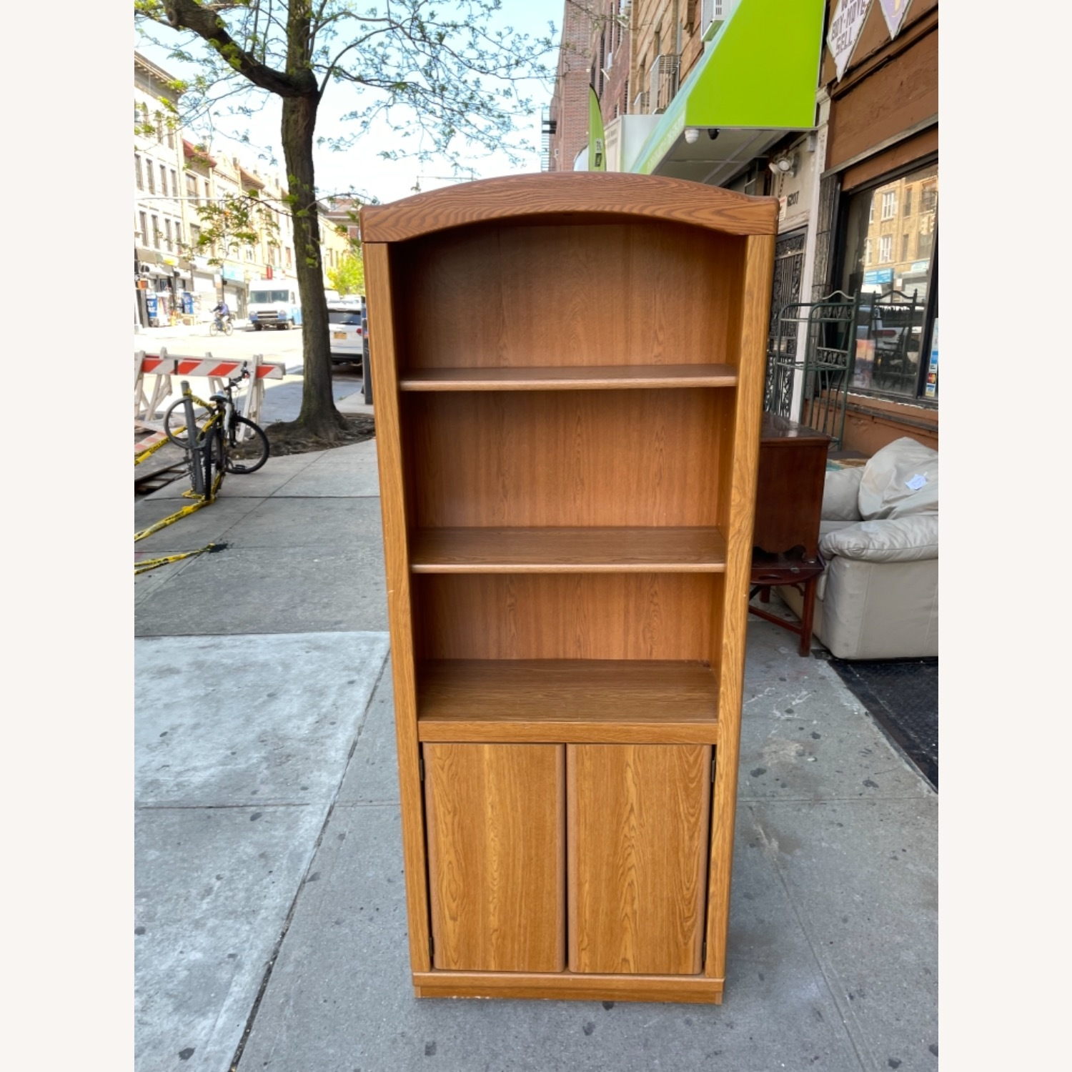 Wooden Cabinet/ Bookcase  - image-2