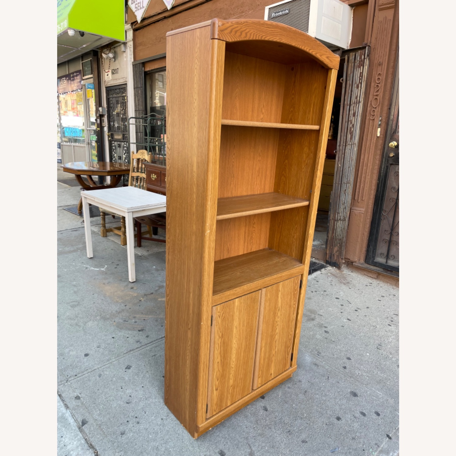 Wooden Cabinet/ Bookcase  - image-4