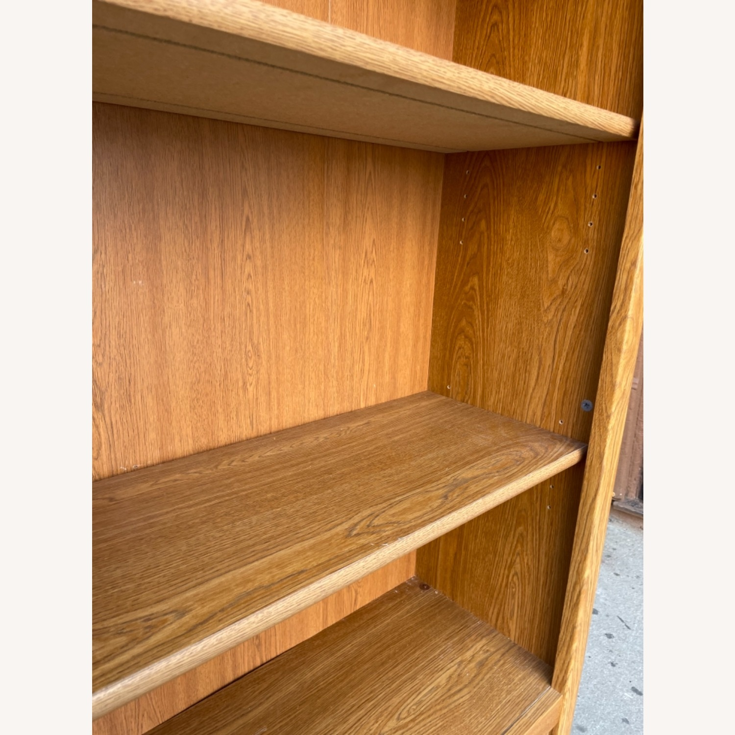 Wooden Cabinet/ Bookcase  - image-6
