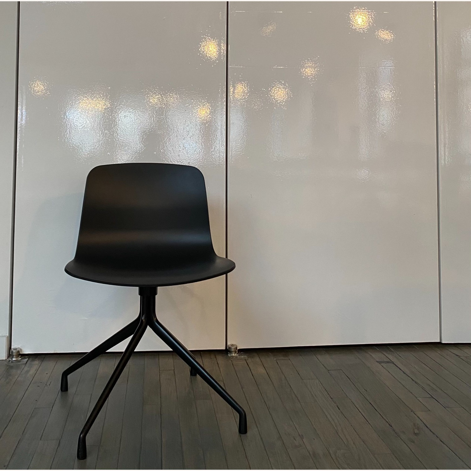 HAY Accent Chairs (Black/Black) - image-1