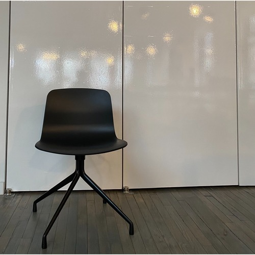 Used HAY Accent Chairs (Black/Black) for sale on AptDeco