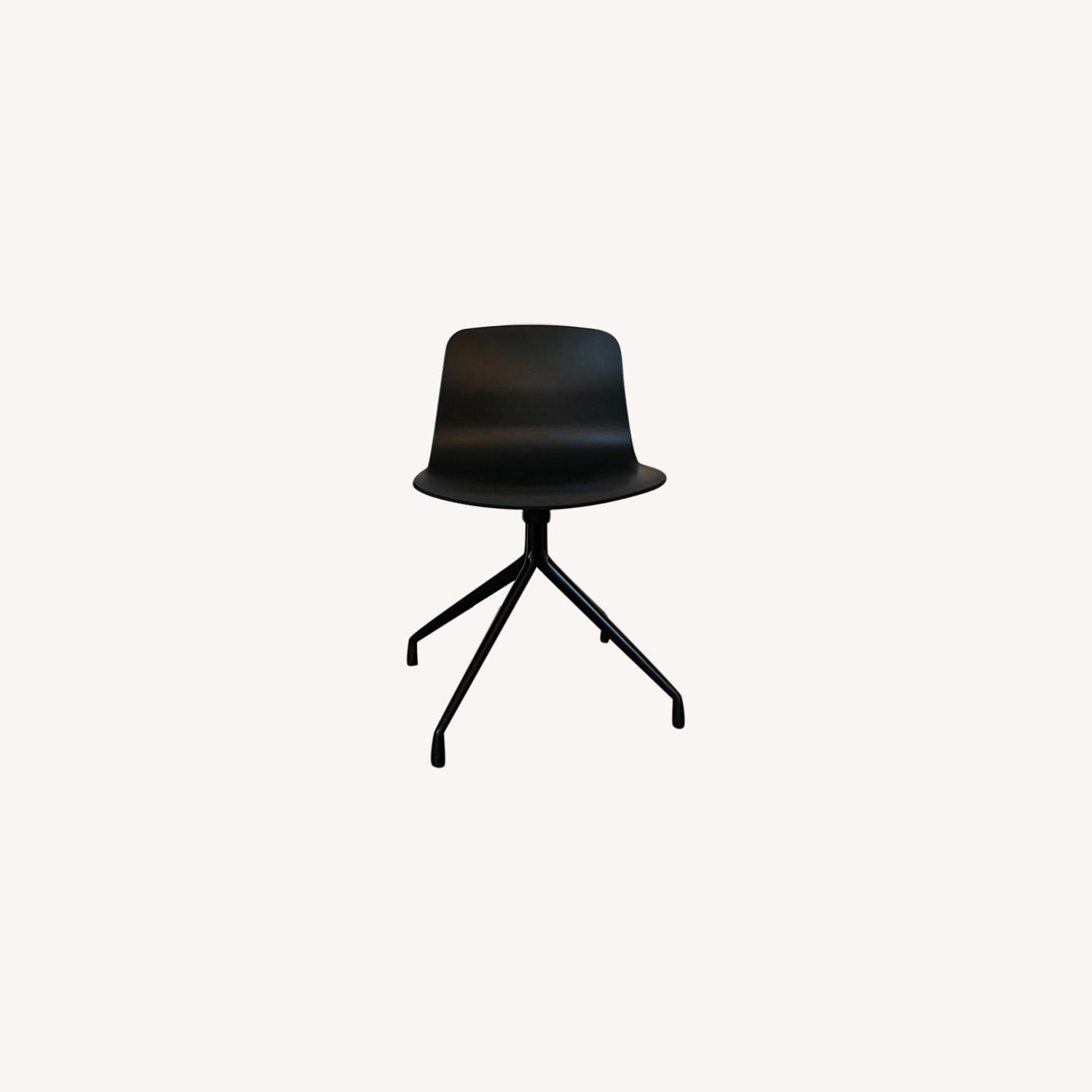 HAY Accent Chairs (Black/Black) - image-0