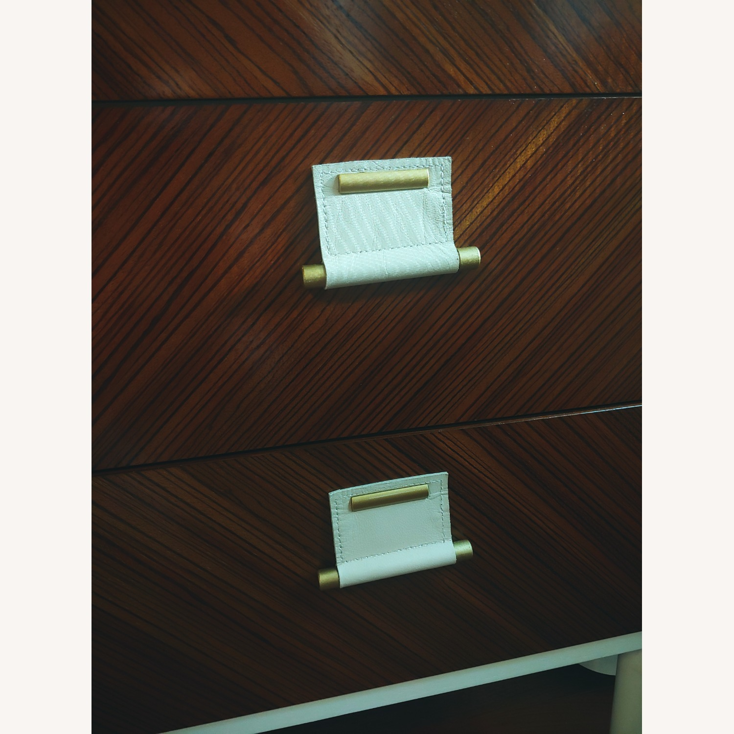 Anthropologie Geo-Marquetry Armoire - image-6