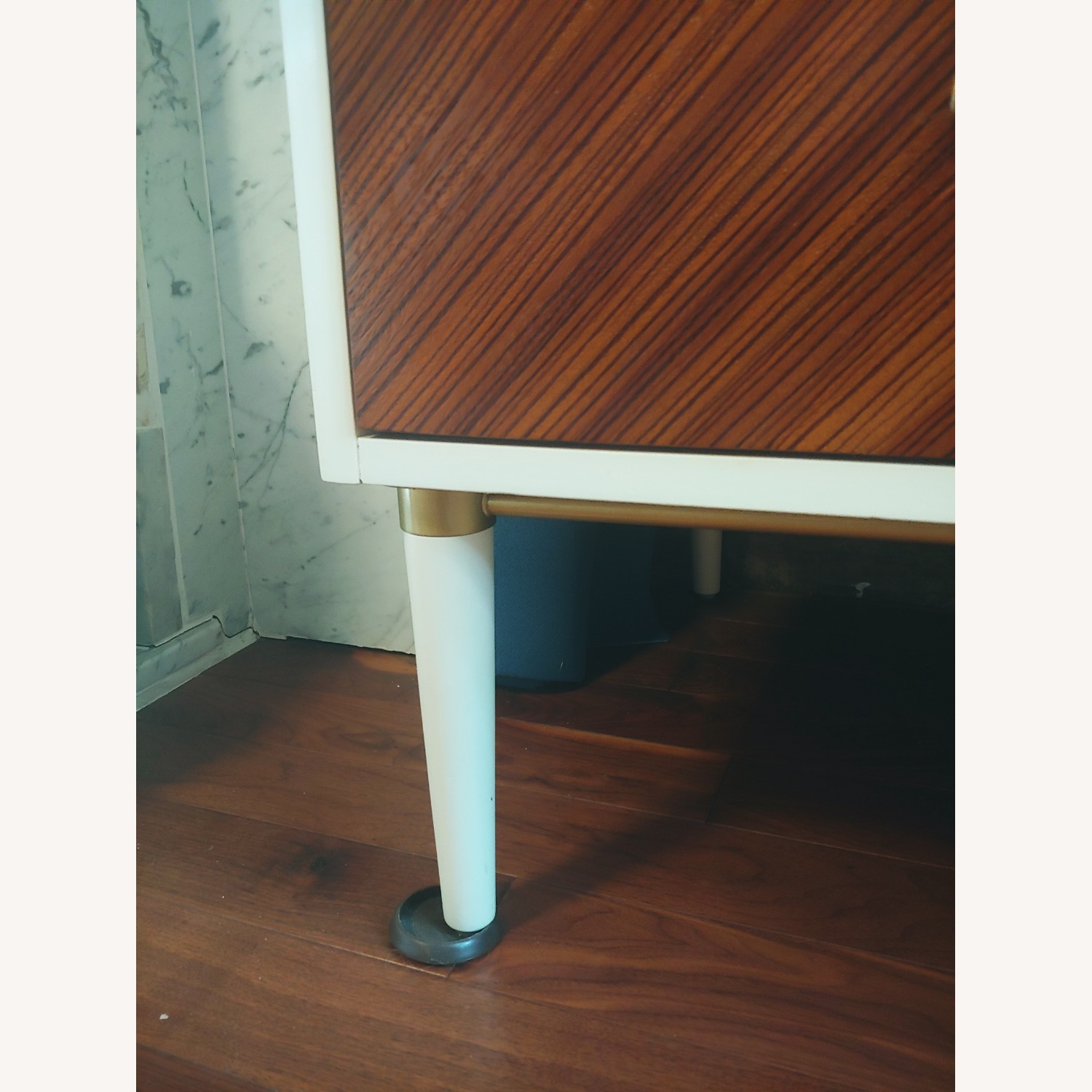 Anthropologie Geo-Marquetry Armoire - image-7