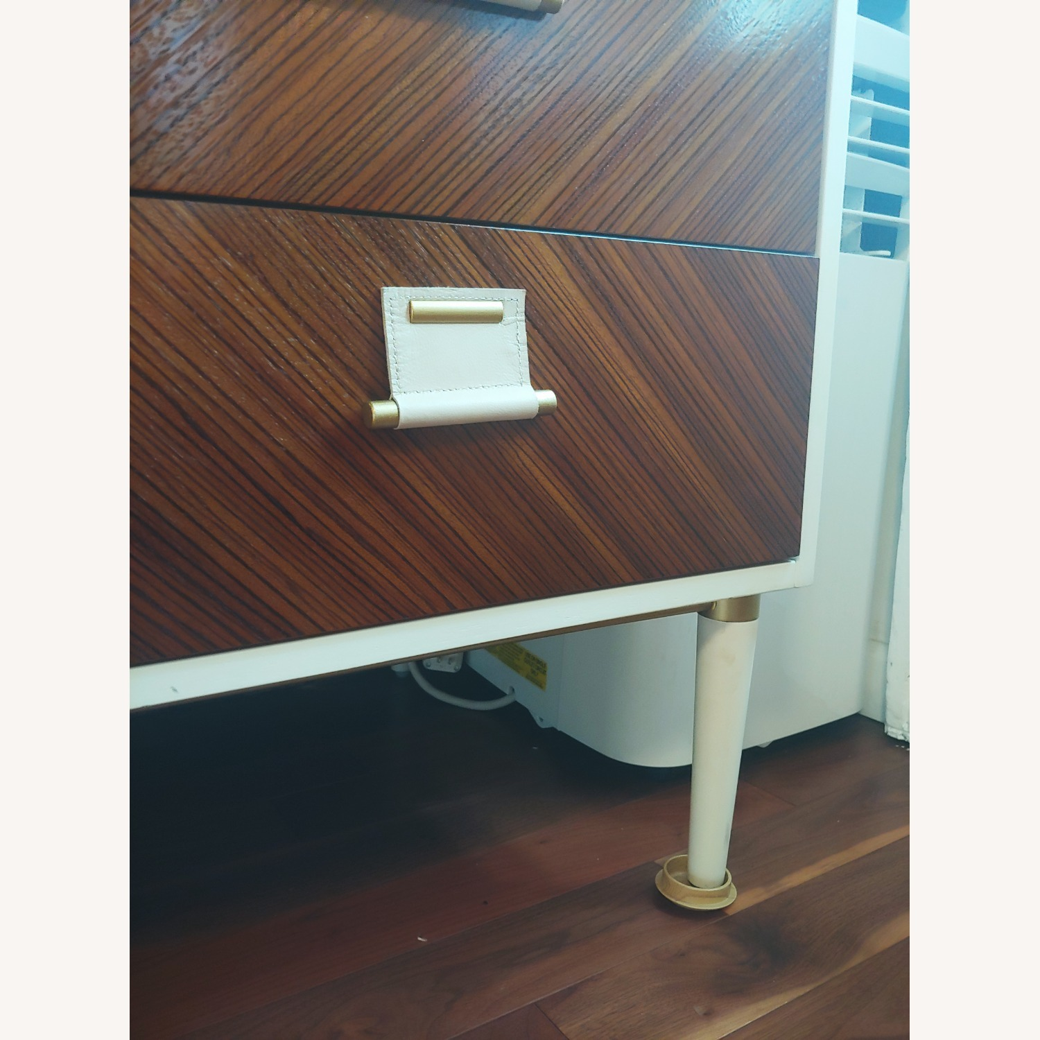 Anthropologie Geo-Marquetry Armoire - image-8