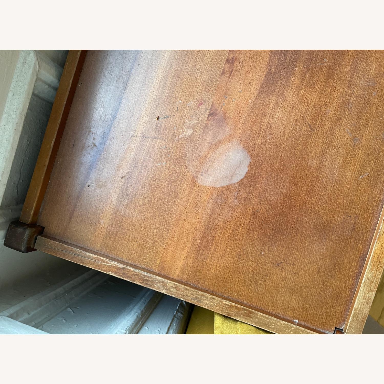 Vintage/Retro Wood Bar Cart - image-3
