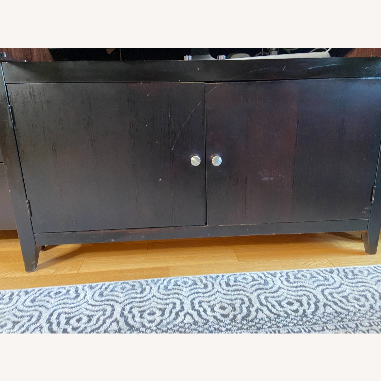 Wooden Cabinet & Shelving Set (3pc) - image-4