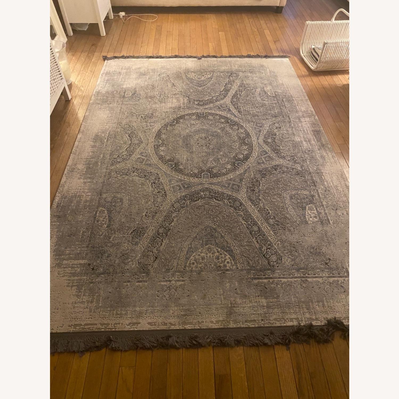 Turkish Wool Rug - image-1