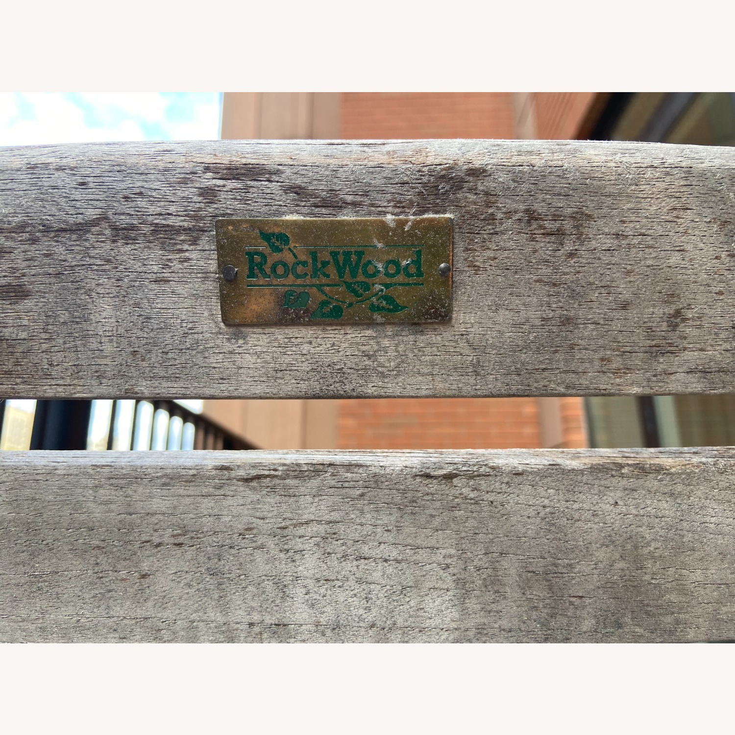 RockWood Outdoor Cafe Table and Chairs - image-7