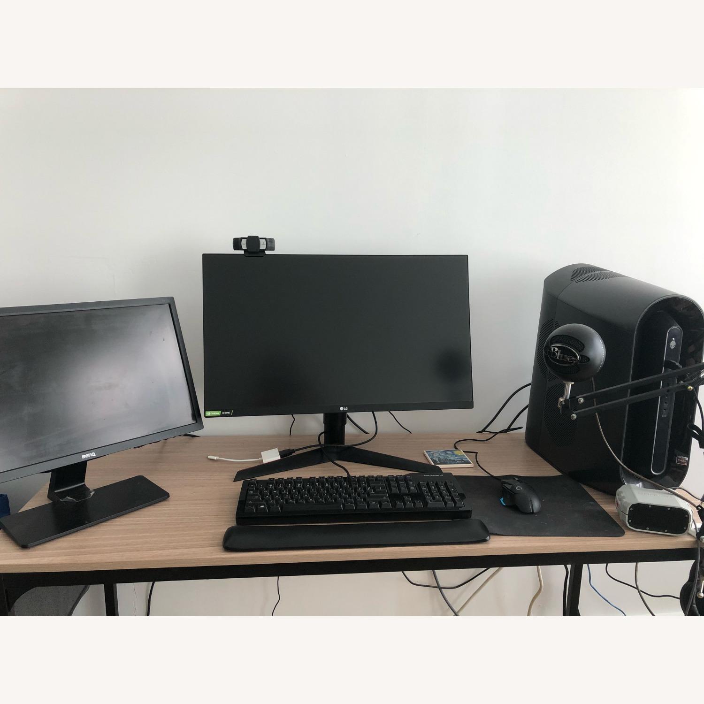 55 inch Computer Desk - image-1