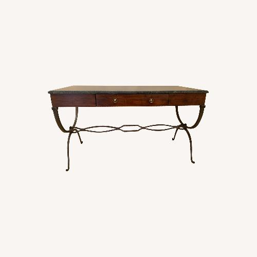 Used Marble Top Desk for sale on AptDeco