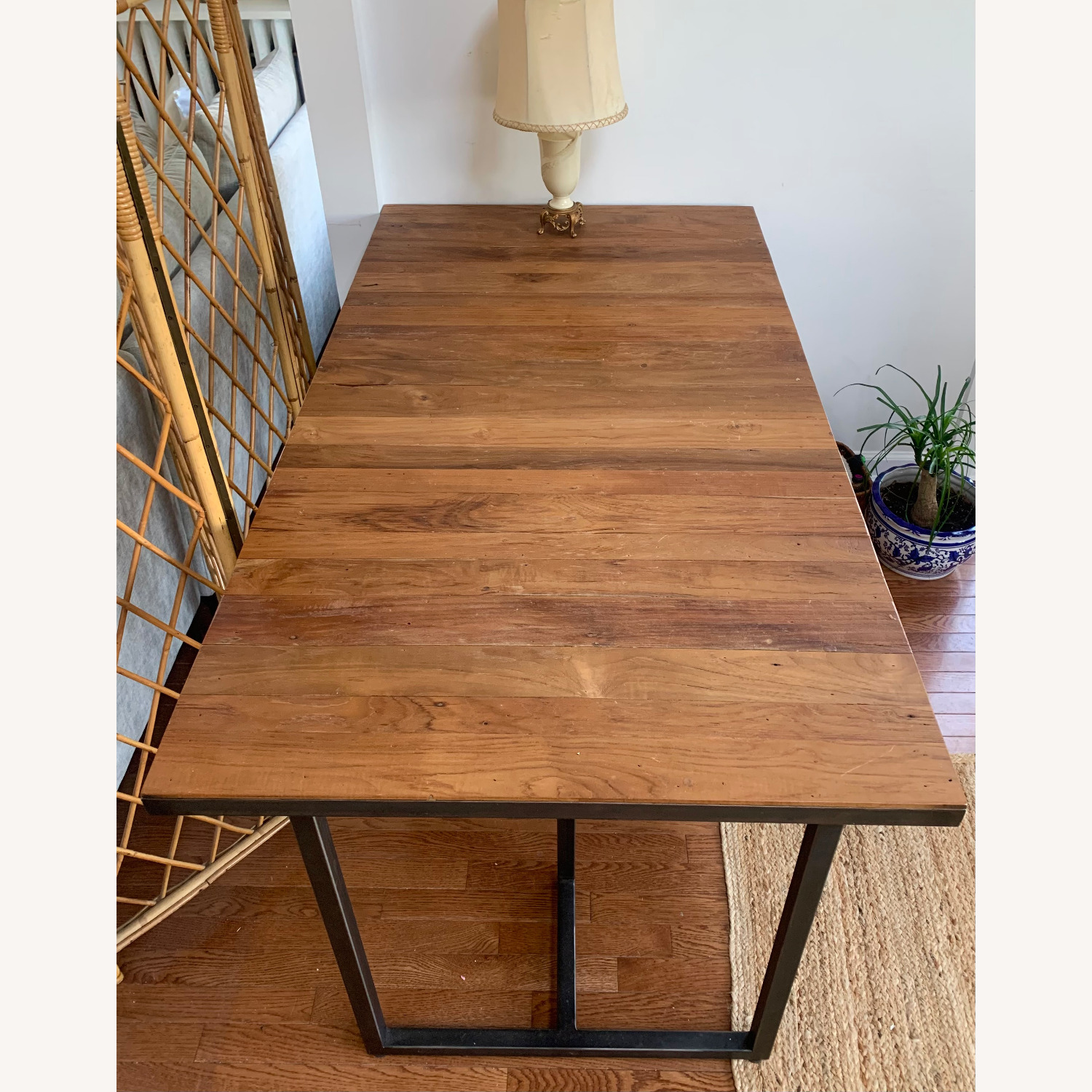 Wood Dining Table - image-3