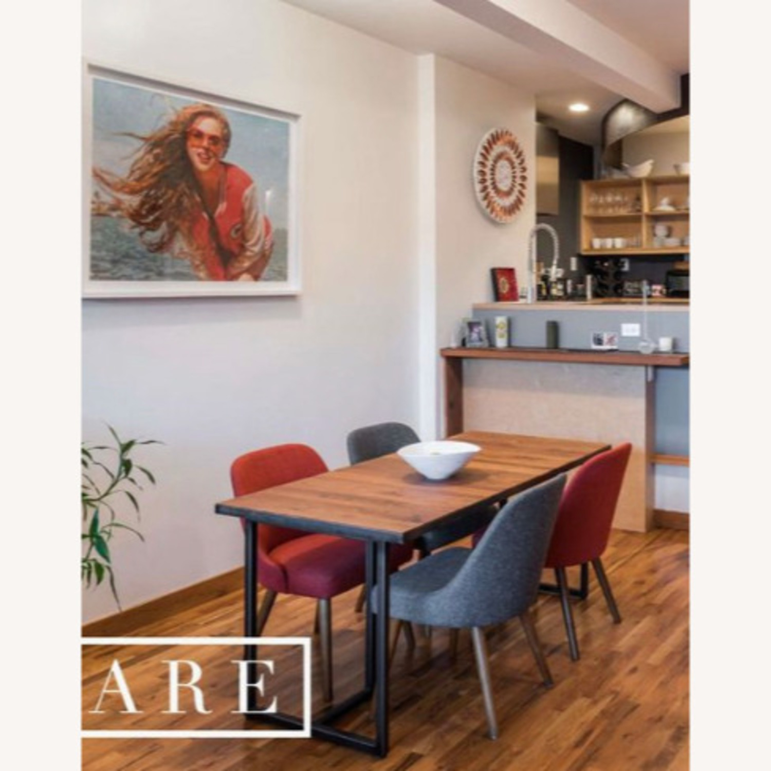 Wood Dining Table - image-1