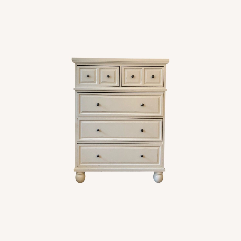 White Dresser - image-0