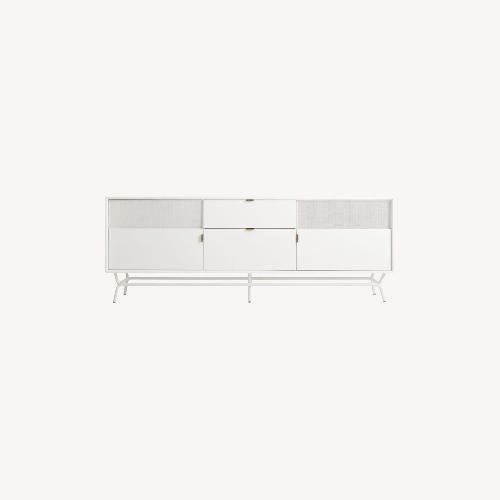Used Blu Dot 2 Drawer Console Credenza for sale on AptDeco