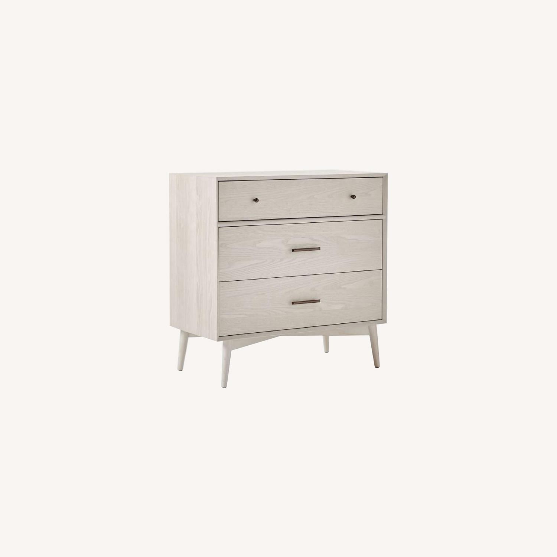 West Elm Mid-Century 3-Drawer Dresser - image-0