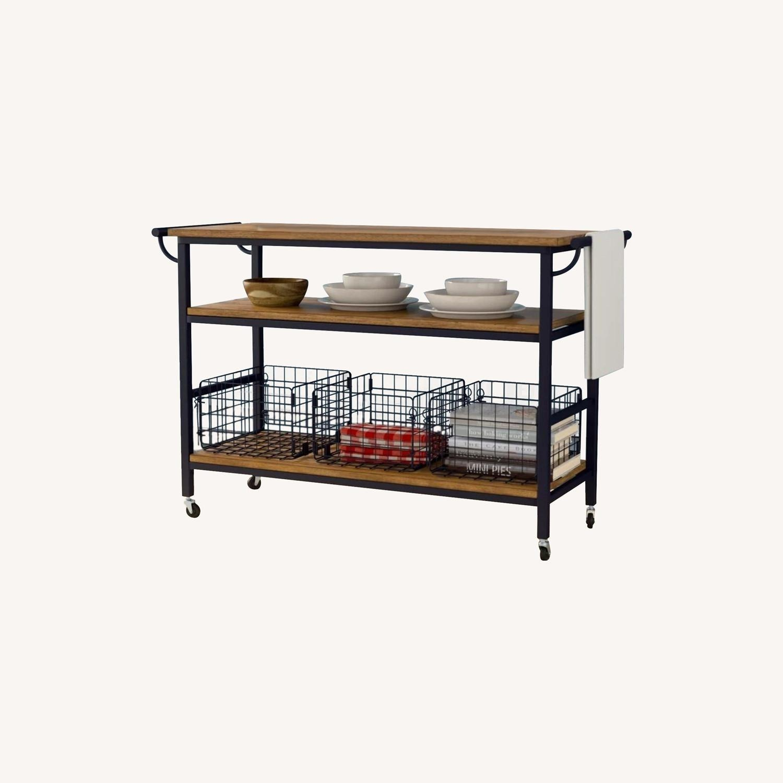 Wayfair Kitchen/Bar Cart - image-0