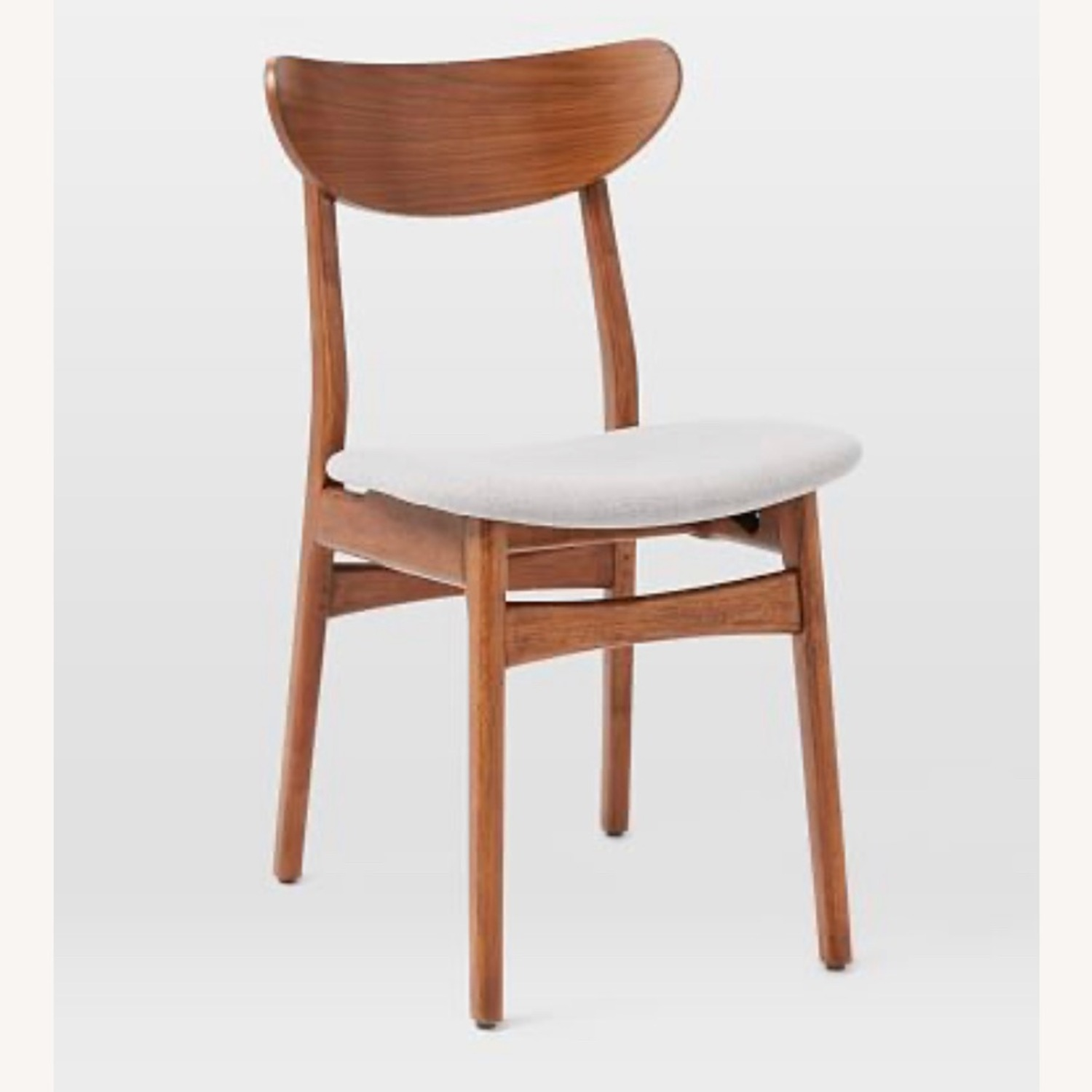 West Elm Classic Cafe Dining Chairs Set of 2 - image-1