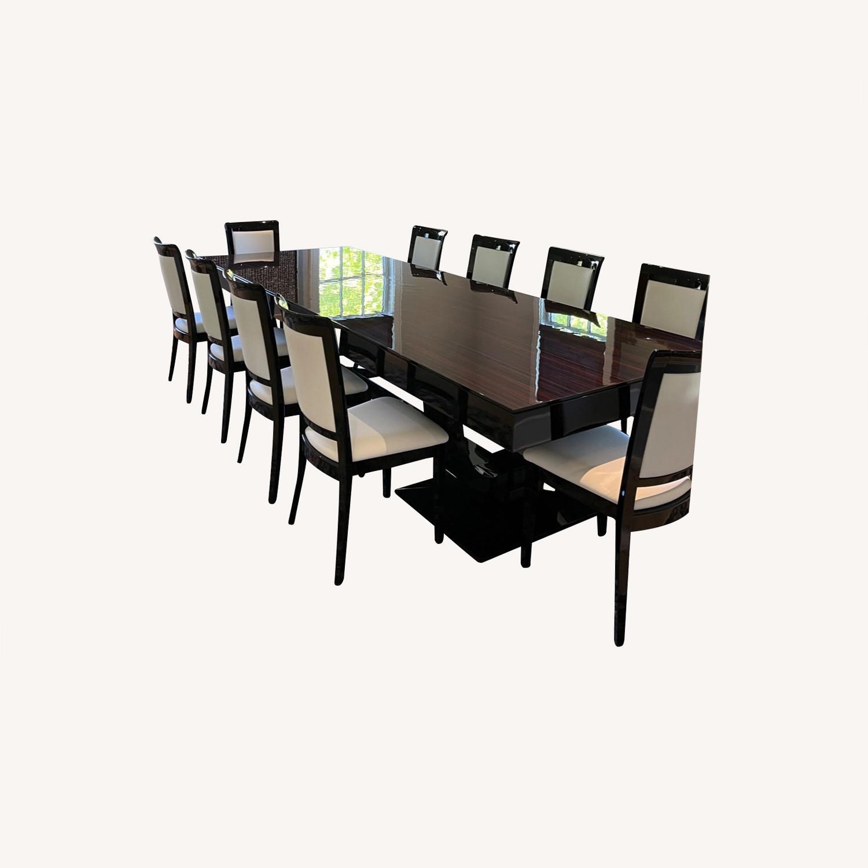 Art Deco Dining Set - image-0