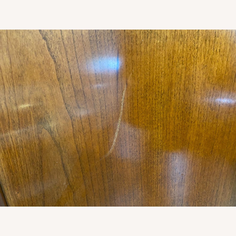Ethan Allen King Bed Frame - image-7