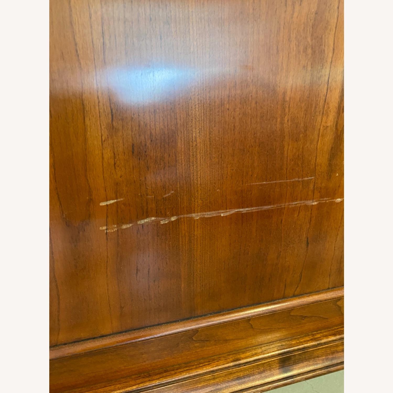 Ethan Allen King Bed Frame - image-4