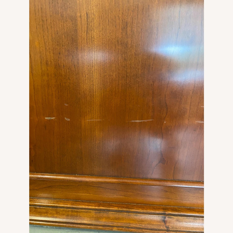 Ethan Allen King Bed Frame - image-3