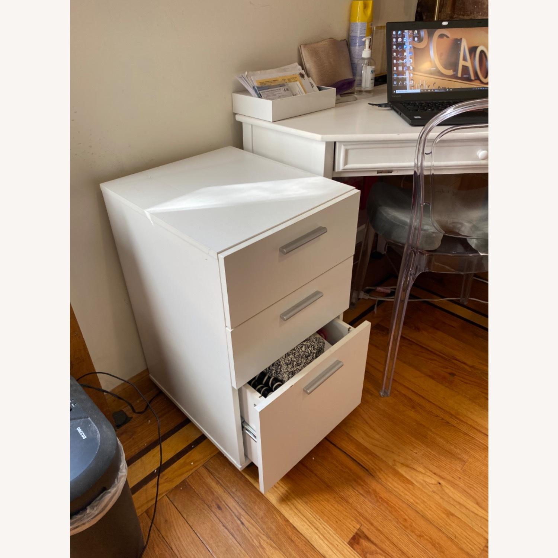 3 Drawer Mobile Cabinet - image-2
