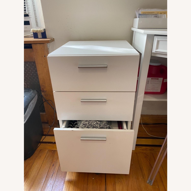 3 Drawer Mobile Cabinet - image-1